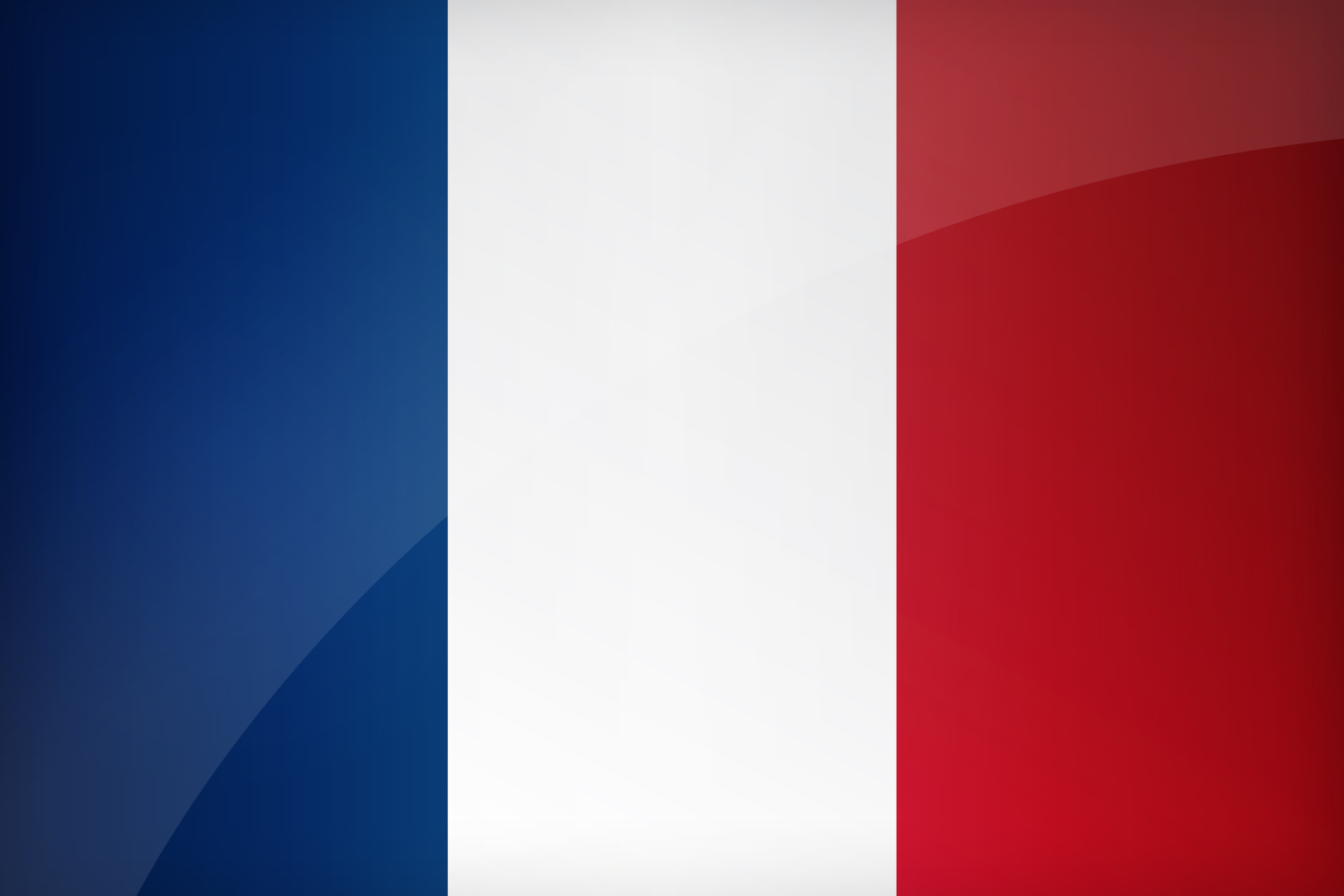 Flag of france the national french flag