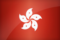 All about the flag of Hong Kong