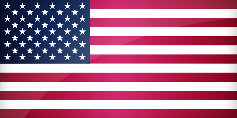 Download here the national american flag in a very modern and design