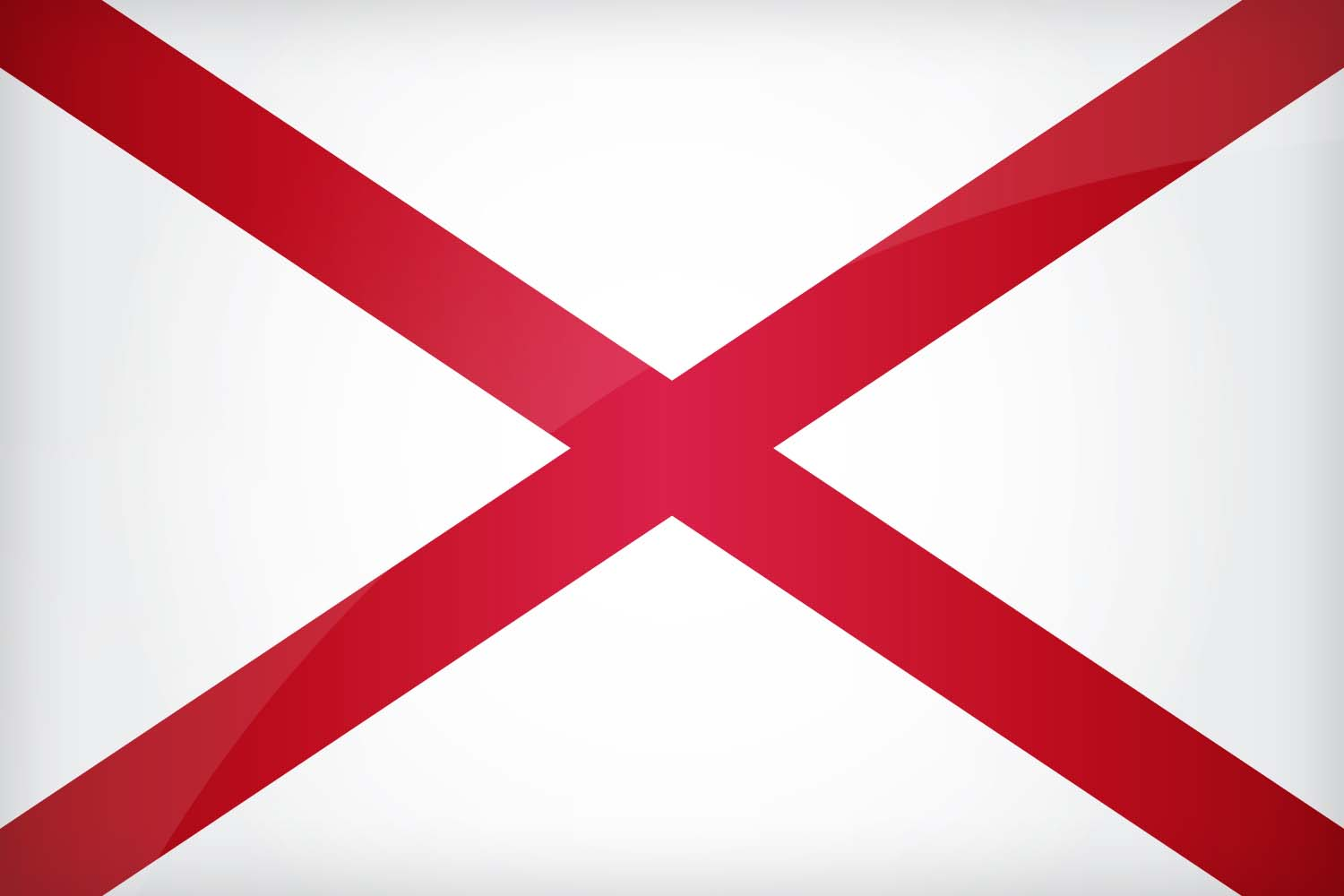 Flag of Alabama - Down...