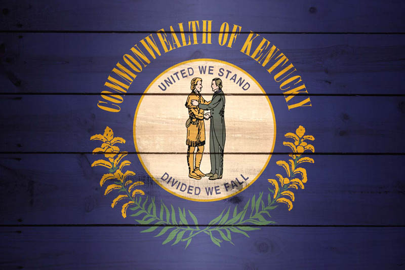 Resolution Of These Kentuckian Flags Flag Kentucky L Size On Wood