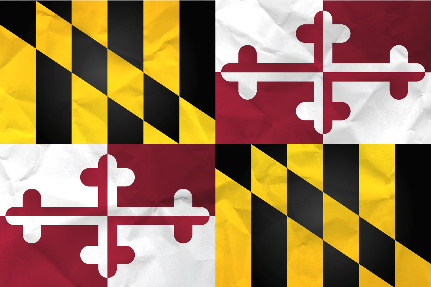 Flag of Maryland  Download the official Marylands flag