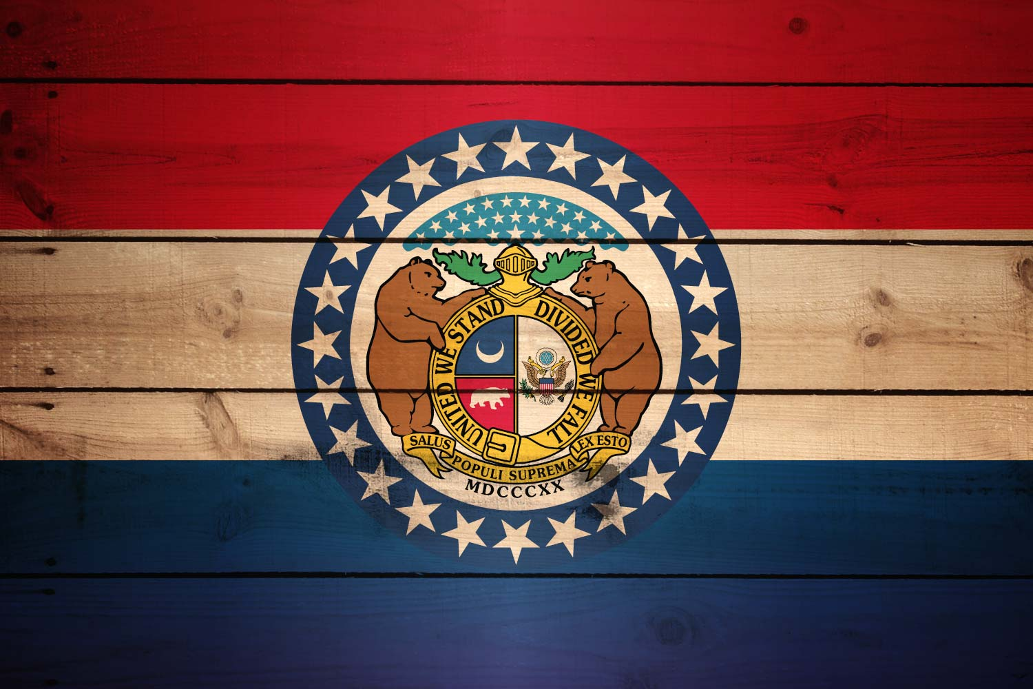 Missouri us state flag description download this flag custom designs for the missouris flag buycottarizona