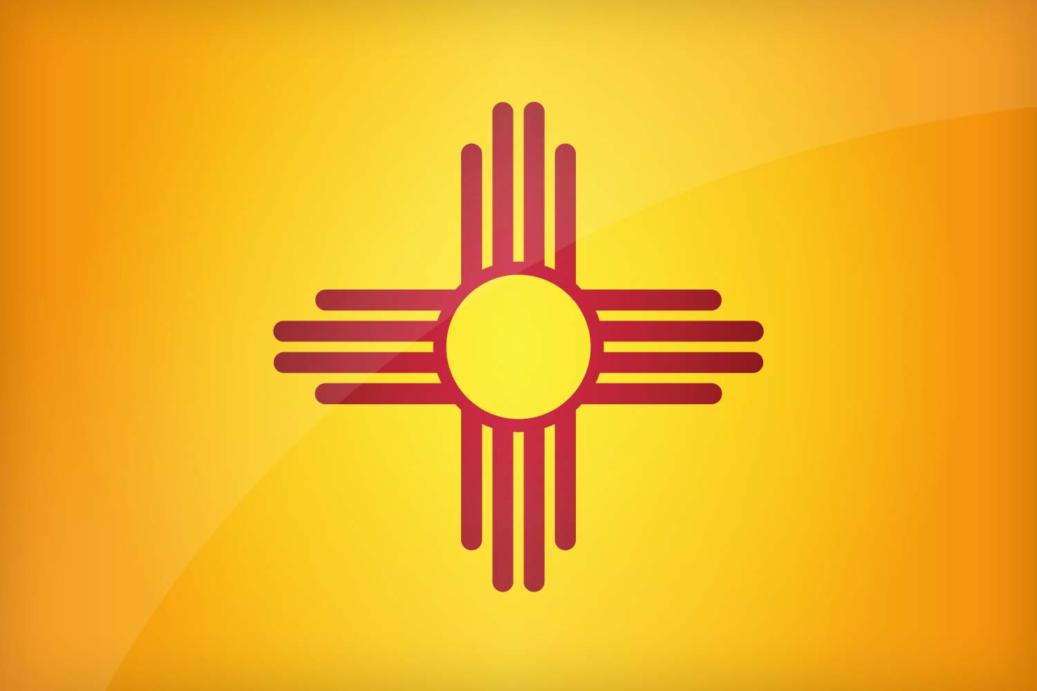 flag of new mexico download the official new mexico u0027s flag