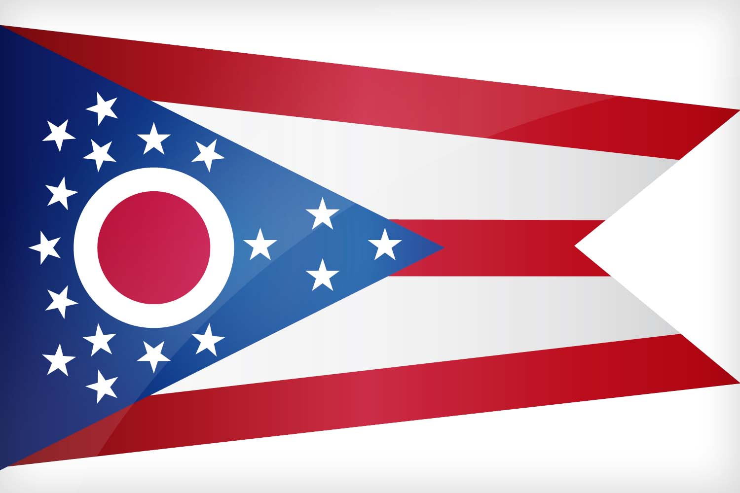 Flag of Ohio - Download the official Ohio's flag