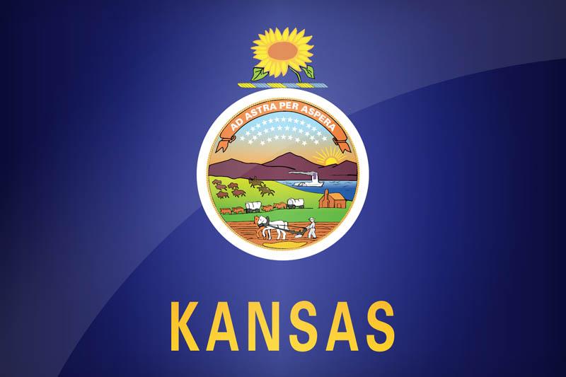Flag of Kansas - Download the official Kansas's flag