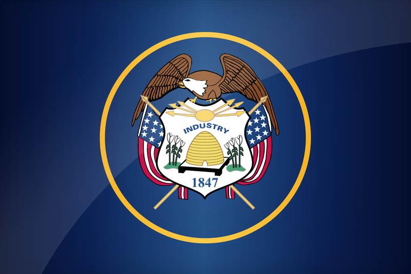 Flag of Utah - Download the official Utah's flag